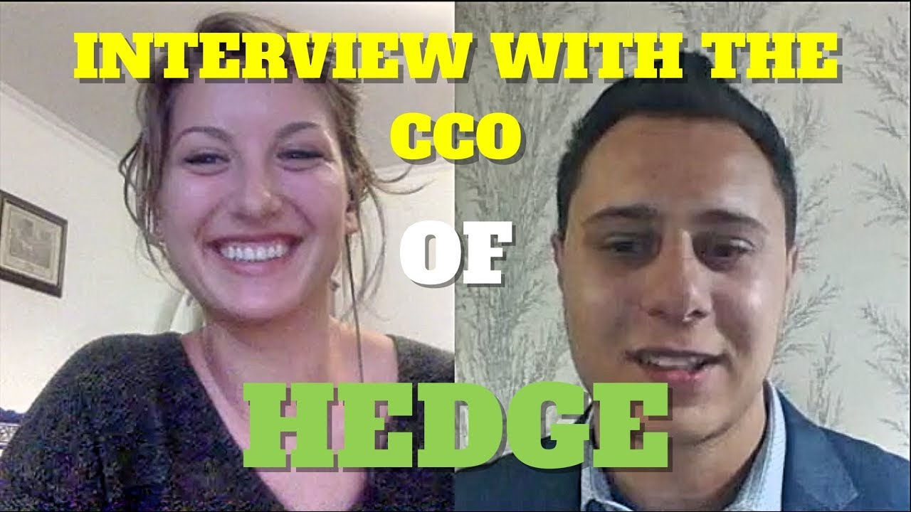 Interview with the CCO of Hedge: Hedge Token/Crypto Indexes/Trading Platform/