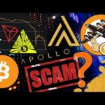 Is Apollo a SCAM?!? XRP Hostile Takeover?!? $5 Million in FREE Bitcoin Accidentally Airdropped! 😂