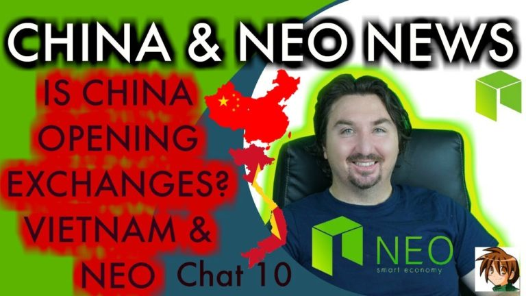 Is China lifting the ban on Crypto Exchanges? NEO NEWS CRYPTO NEWS NEO INFO