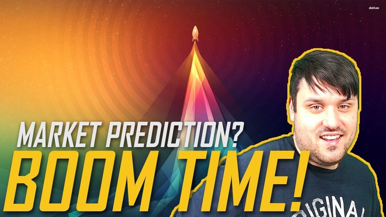 January 2018 Market Predictions - BOOM TIME!