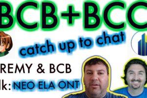 Jeremy of Blue Collar Crypto & BlockchainBrad Chat | ONT | NEO | ELASTOS | Crypto News | Crypto chat