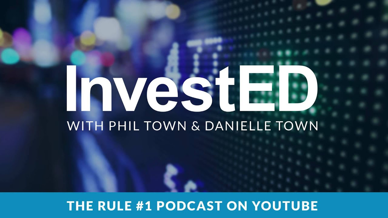 Justin's Butter and Digging Your Canyon- InvestED: The Rule #1 Podcast Ep. 16