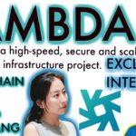 LAMBDA INTERVIEW   BlockchainBrad   Lambda CMO   Blockchain Data Storage Solution   Crypto Info