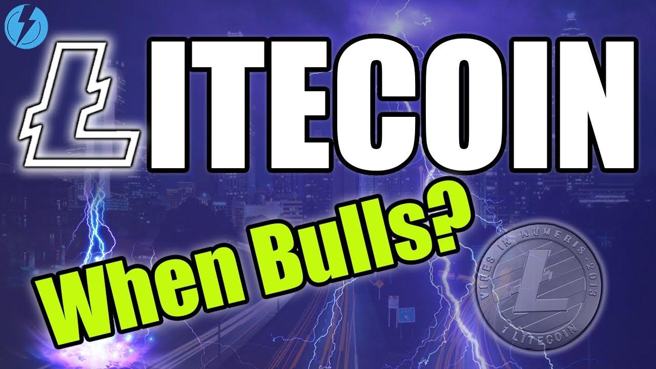 LITECOIN BULLISH MOVE AFTER LTC HALVING?