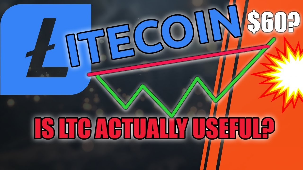 LITECOIN PRICE POTENTIAL | Is LTC Useful?