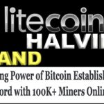 LTC Halving Success? || BTC Hashes on the Rise