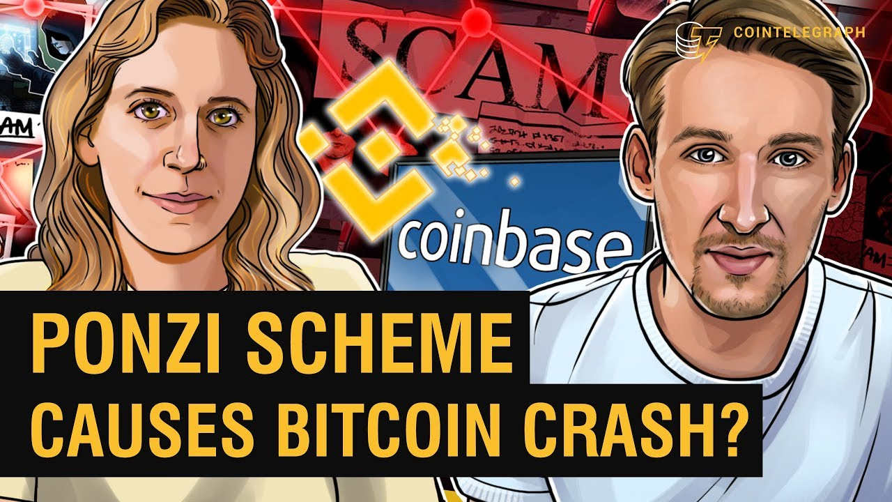 Largest Dusting Attack in Litecoin History, Ponzi Scheme Causes Bitcoin Crash? | Cryptocurrency News