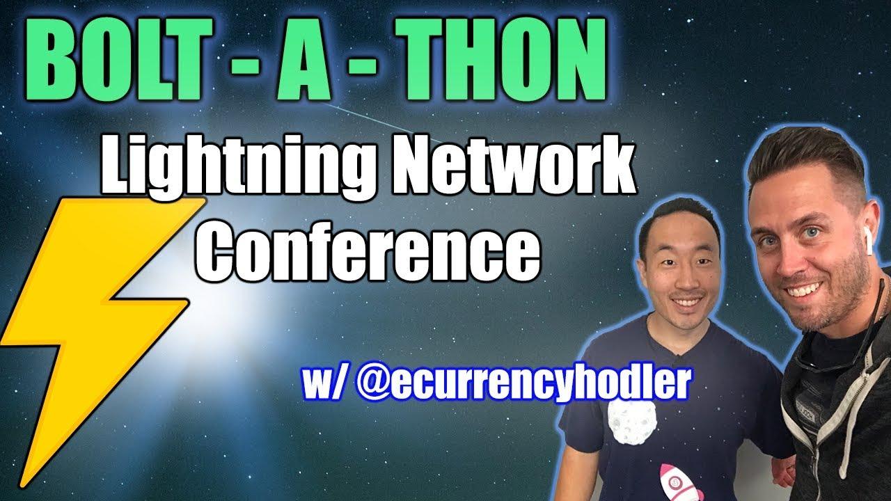 Lightning Network Bolt-A-Thon | Litecoin Lightning