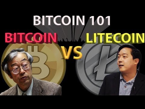 Litecoin & Bitcoin: What's the Difference?!
