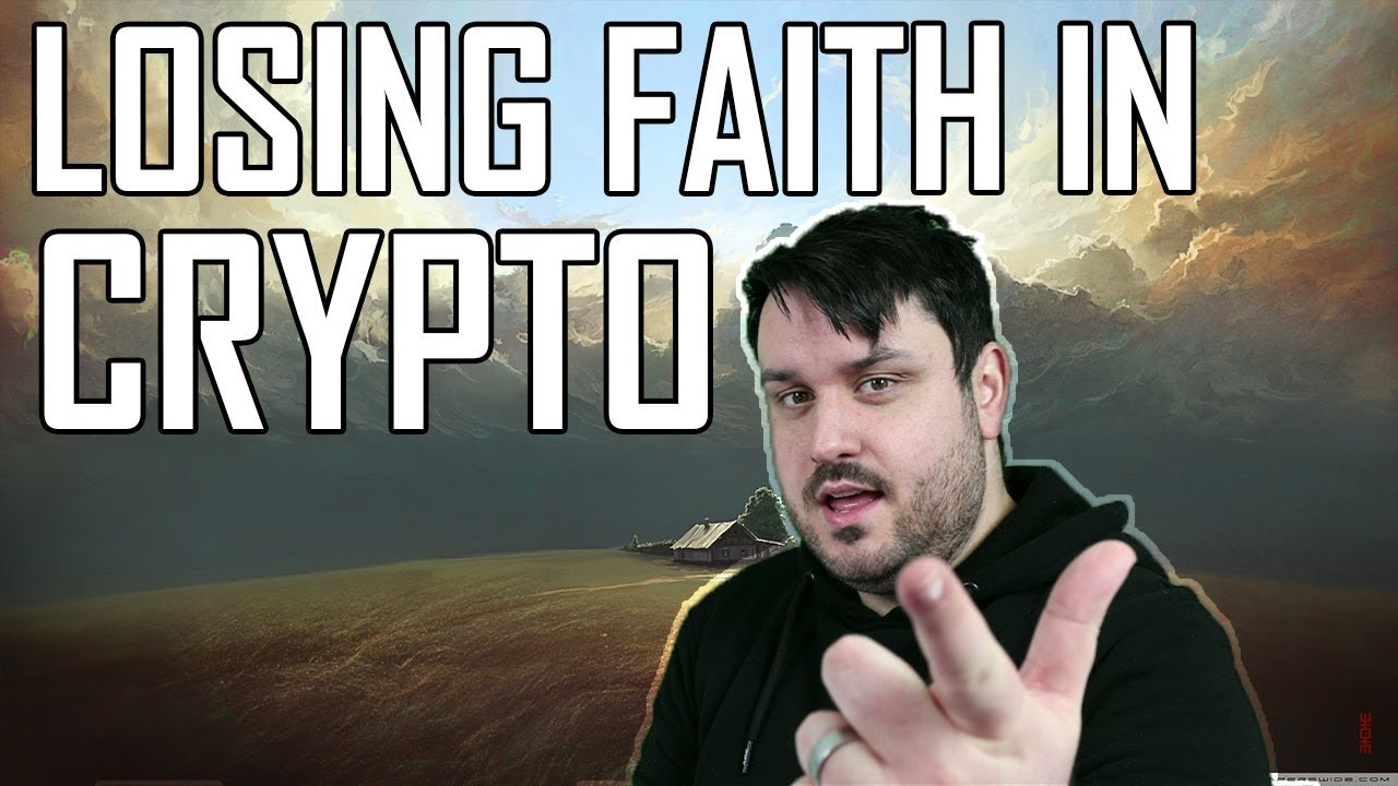 Losing Faith in Cryptocurrency