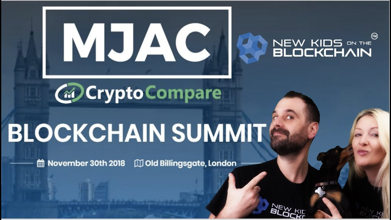 MJAC CRYPTO COMPARE LONDON. ICO'S, STO'S , THE MARKET, BTC AND MORE!