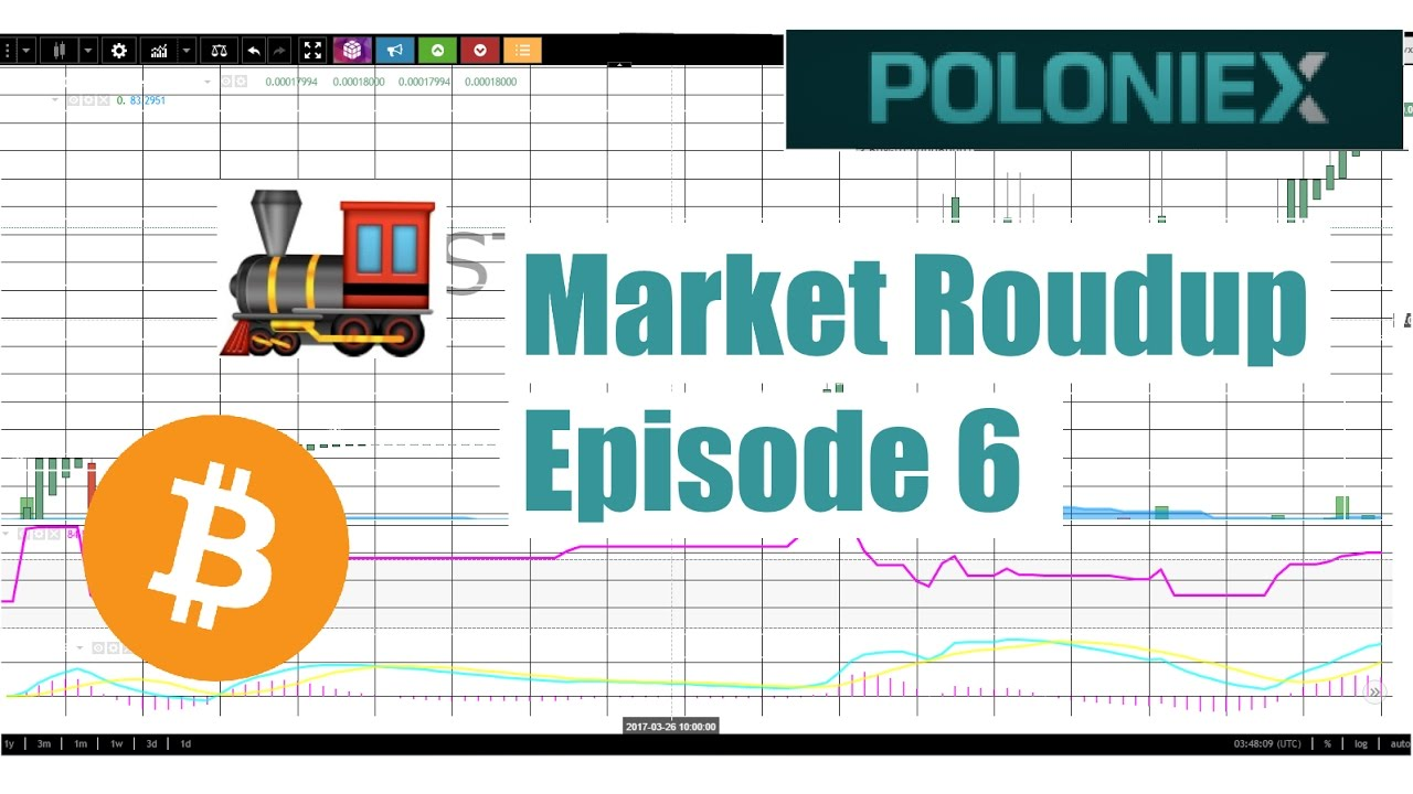 Market round up episode 6