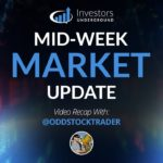 Mid-Week Market Update (9/26/18) - $SPY $TLRY $CGC $CRON $ALT $GBR Bitcoin and more!