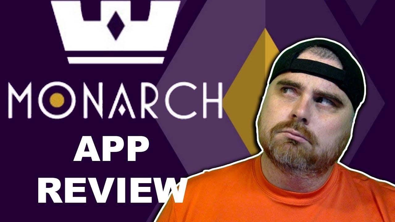 Monarch Wallet App Review & Monarch Token ICO