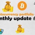 Monthly update #19 - Portfolio -5% this month