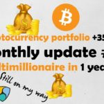 Monthly update #2 - portfolio +357% this month - multimillionaire in 1 year?!
