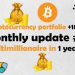 Monthly update #9 - portfolio +181% this month