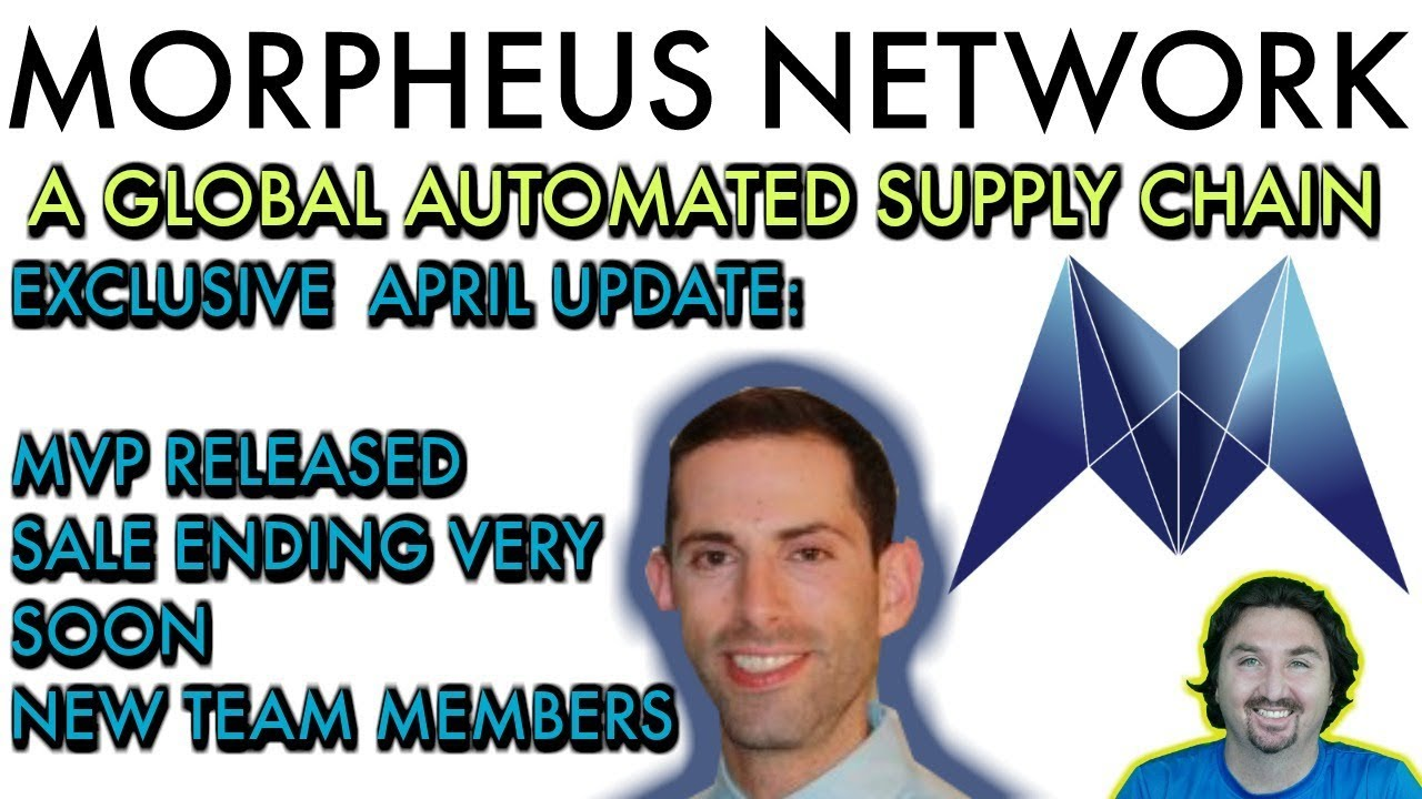 Morpheus Network CEO Danny Weinberger chats with BCB about the NEW MVP and more!