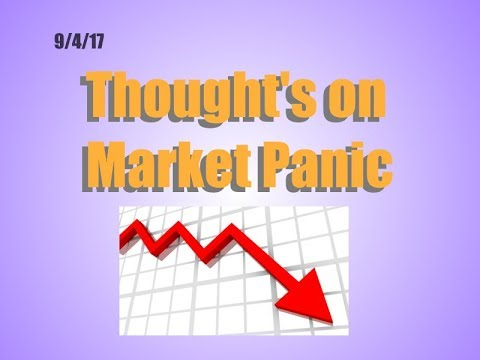 My thoughts on market panic (cryptocurrency)