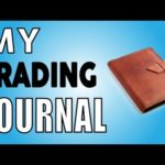 My trading journal template