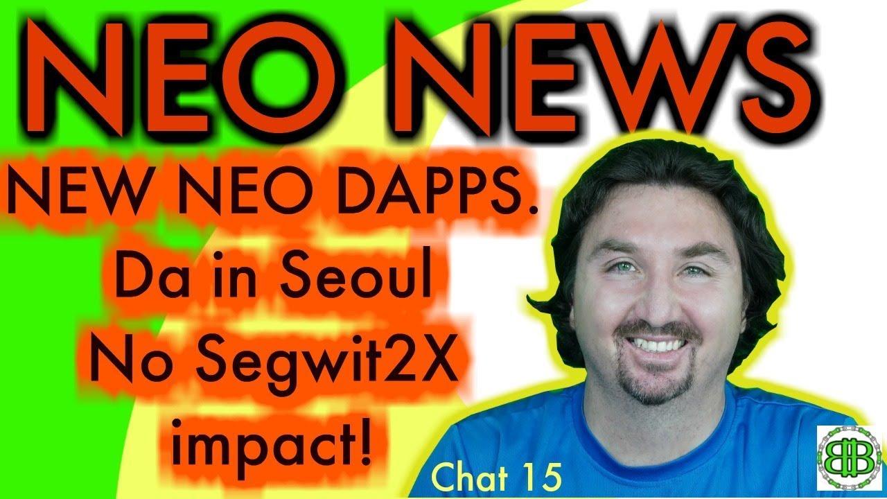 NEO NEWS NEO UPDATE CRYPTO NEWS NEO INFO by BlockchainBrad