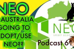NEO News: Is Australia going to use the NEO Blockchain? Australian Govt in Neo office. Go Neo