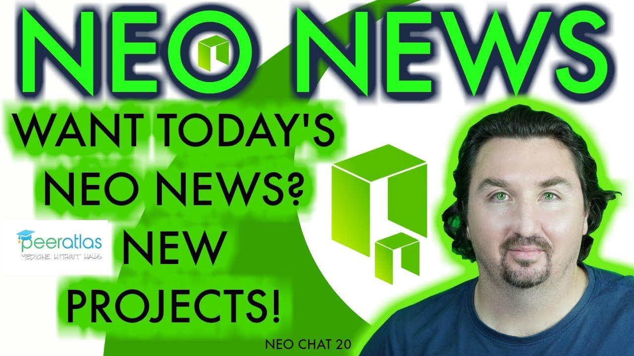 NEO News - NEO Crypto News - NEO News Today - New Neo Projects!