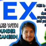 NEX Co-Founder Fabio Canesin chats with BCB about NEX: the weapon for decentralised trade