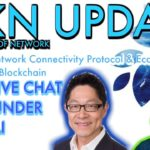 NKN UPDATE | BlockchainBrad chats EXCLUSIVELY with NKN Co CEO Bruce Li | NKN vies for Binance
