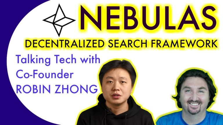 Nebulas: A More Technical Exploration. Co-Founder Robin Zhong talks tech with BlockchainBrad