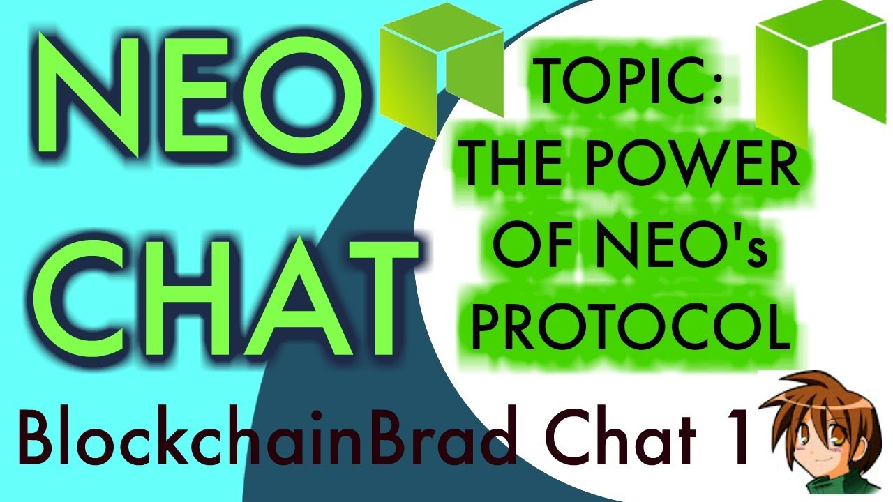 Neo Chat 1 with BlockchainBrad Neo Protocol Neo Onchain Link New News Neo Cryto