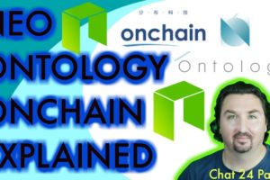 Neo Crypto News Onchain Ontology Trust Network Part 2- Neo Let's talk the NEO connections