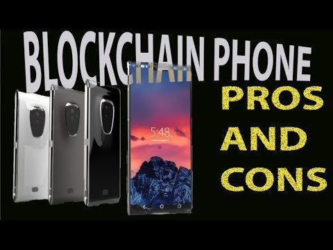 New Blockchain Phone: What You Should Know Before You Buy