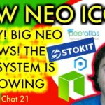 New NEO CRYPTO NEWS Breaking News on NEW NEO ICOs! Ecosystem is growing!