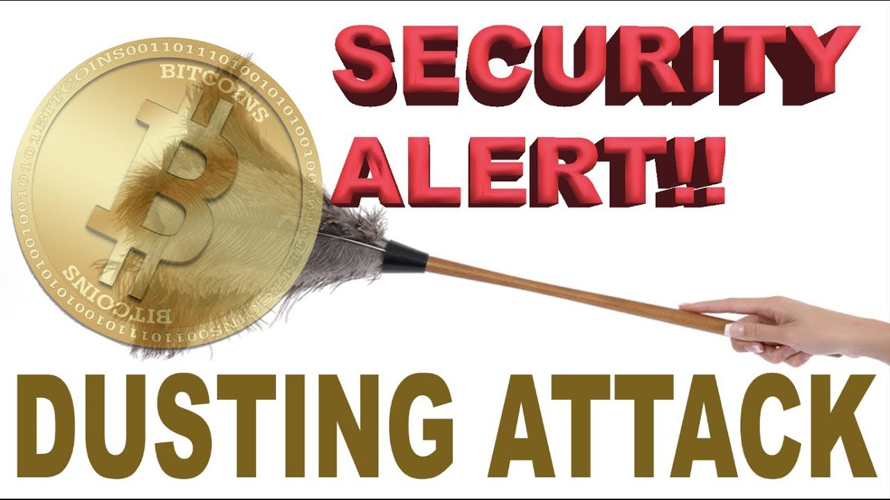 New Security Alert! Dusting Attacks