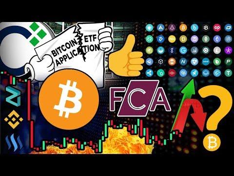 No Bitcoin ETF? No Problem!!! FCA Guidance: Utility Tokens Are NOT Securities!!! ? Altcoin Season?
