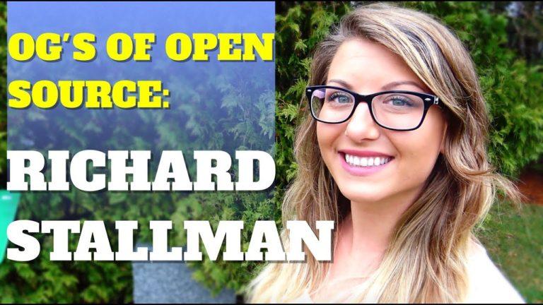 OG's of Open Source: Richard Stallman (RMS)