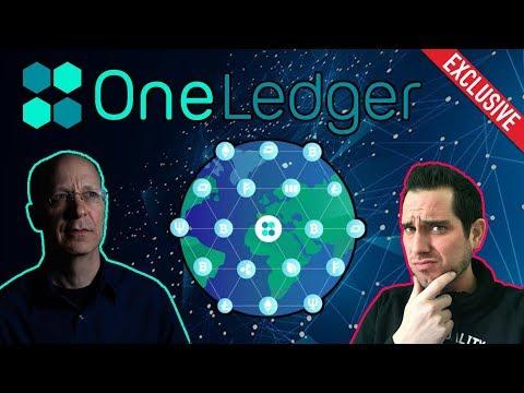 OneLedger   Universal Blockchain Protocol for Cross-Ledger Access   Paul W. Homer [CTO] $OLT