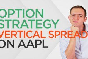 Option Strategy: Buying a Directional Vertical Spread (Bullish & Bearish) on Apple