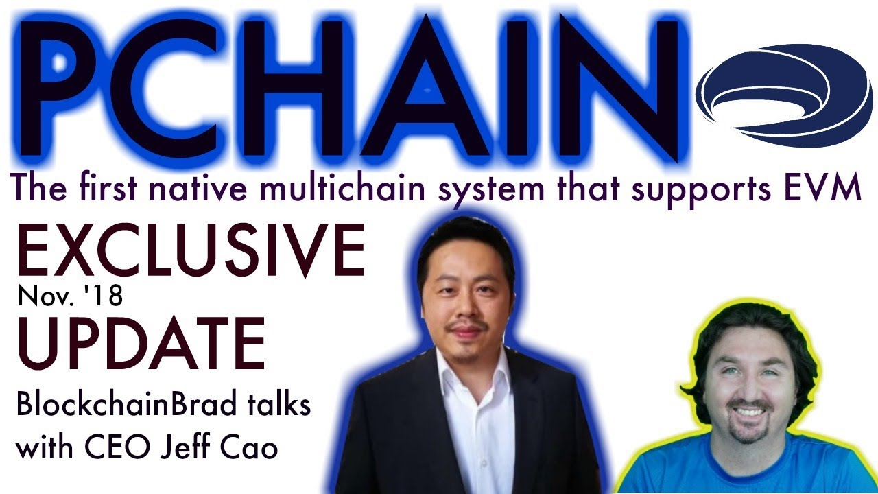PChain Exclusive Update   First Native Multichain   Scaling Platform   MainNet   Crypto Update