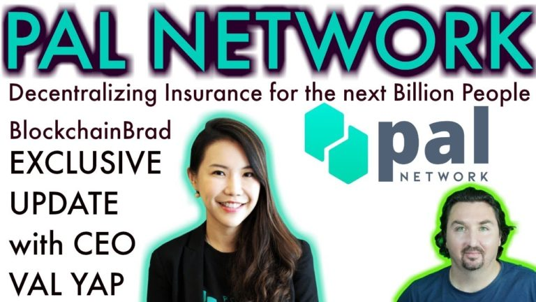 Pal Network UPDATE   BlockchainBrad Exclusive with CEO Val Yap   Dual Layered Protocol   $PAL