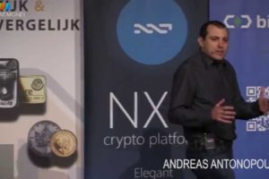 Peer-to-Peer money in a historical context - Andreas M. Antonopoulos - Reinvent Money 2015
