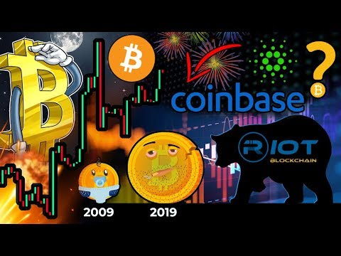People Losing Interest in Bitcoin?! Could Cardano be NEXT for Coinbase? Riot Blockchain Exchange