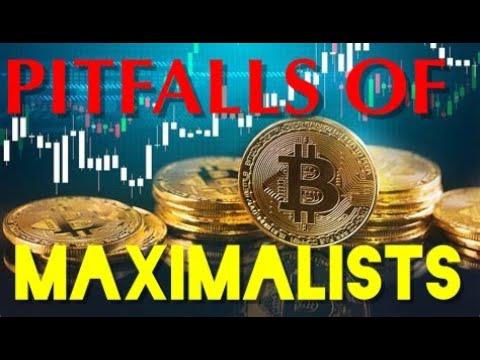Pitfalls of (BTC) Maximalists