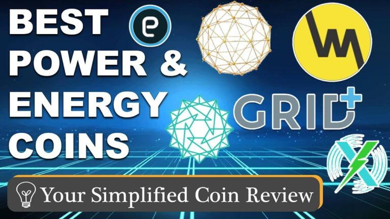 Power Coins: What are the Best Energy Blockchain Projects?