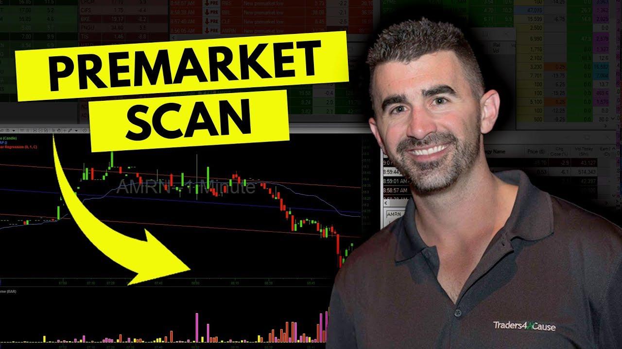 Premarket Scan Broadcast from Investors Underground (11/27/18)