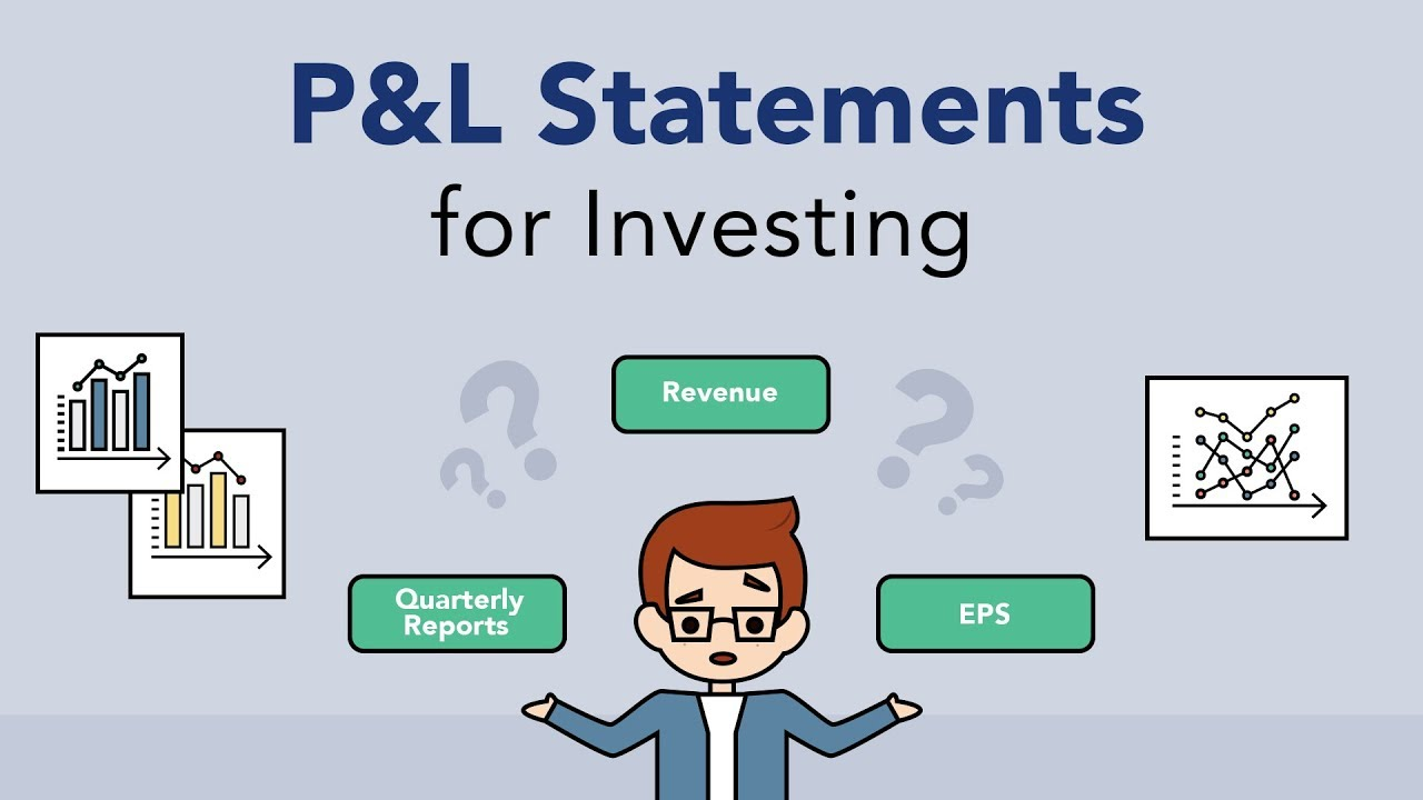 Profit and Loss Statements   Phil Town