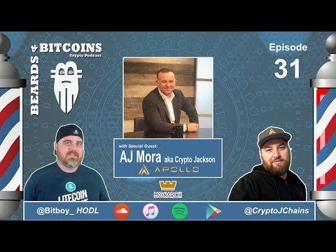 Project Ep Apollo Currency w AJ Mora aka Crypto Jackson