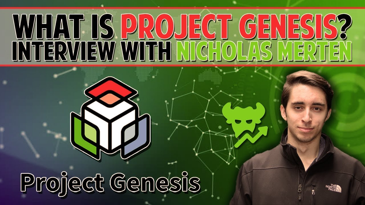 Project Genesis - Interview With Nicholas Merten (DataDash)