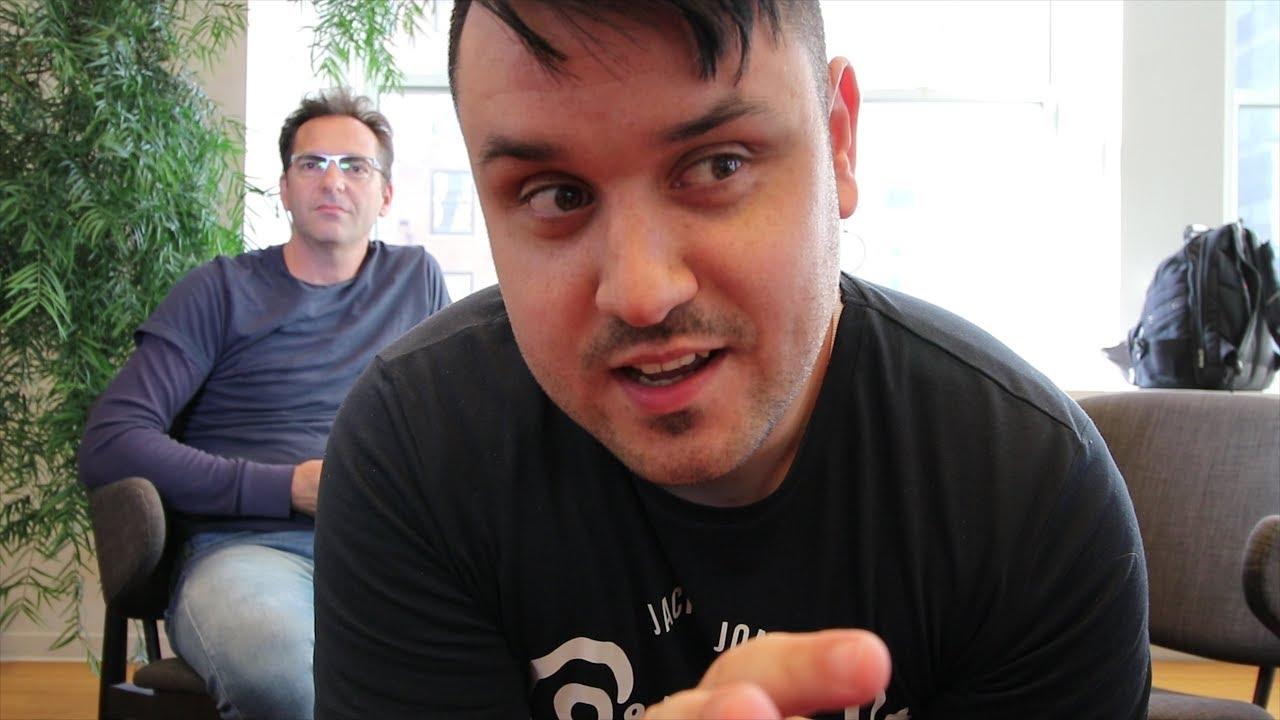 Props ICO, Rize App Demo, CEO Interview
